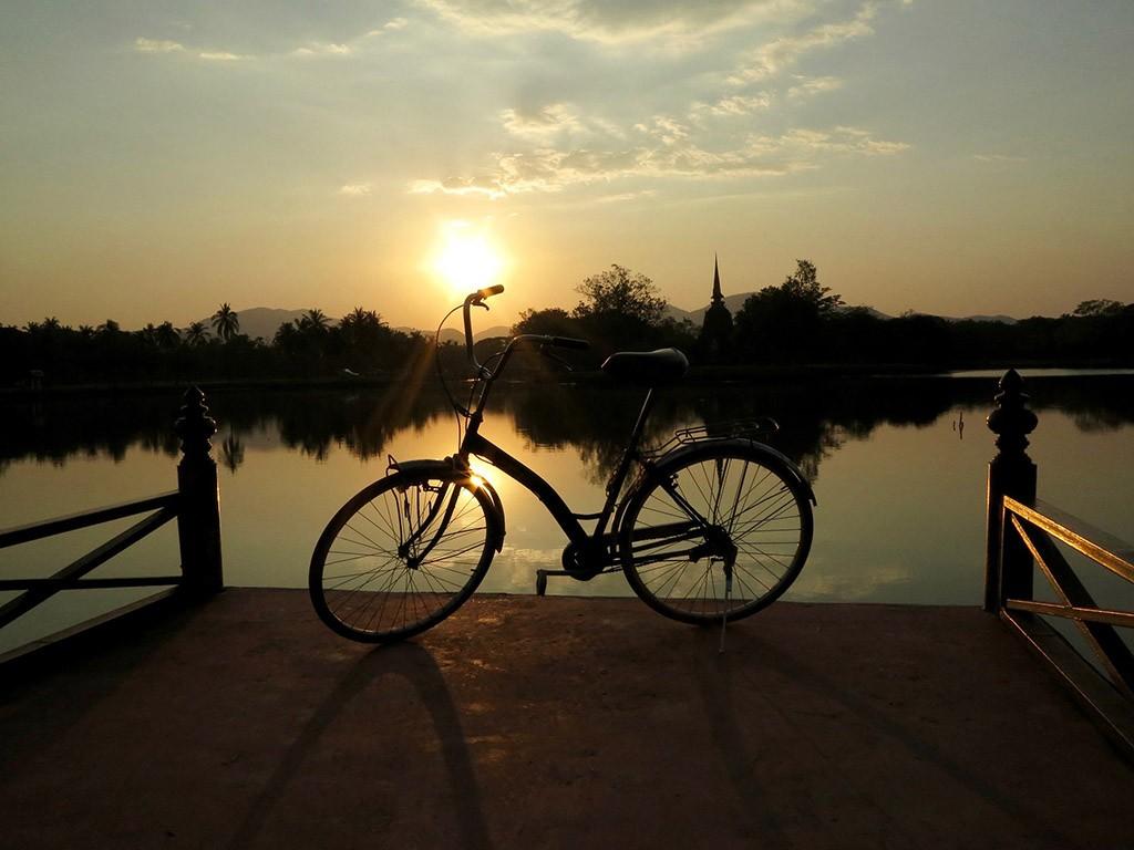 Checkliste für eine Radtour