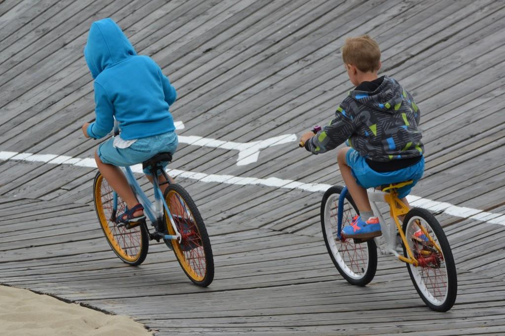 Radtour mit Kindern planen